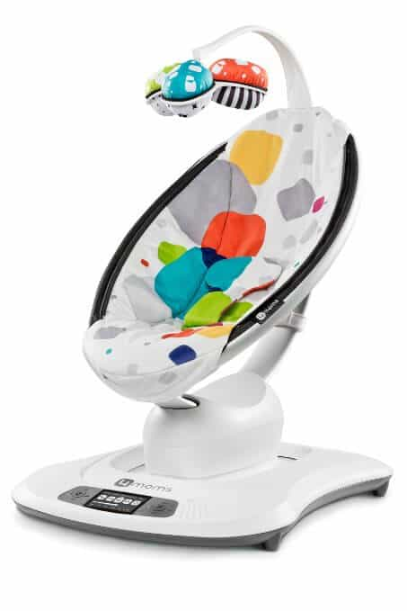 4moms' mamaRoo Multi Plush Baby Swing