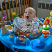 Jumperoo Vs Exersaucer | Differences between jumperoo and exersaucer