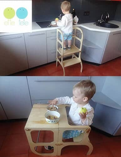 Montessori Furniture Kitchen Helper for Toddlers