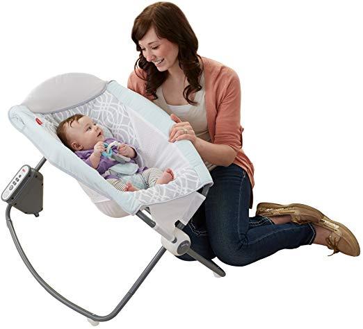 Fisher-Price Newborn Auto Rock n Play Sleeper