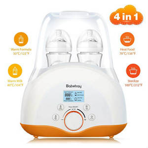 Babebay Baby Bottle 4 in 1