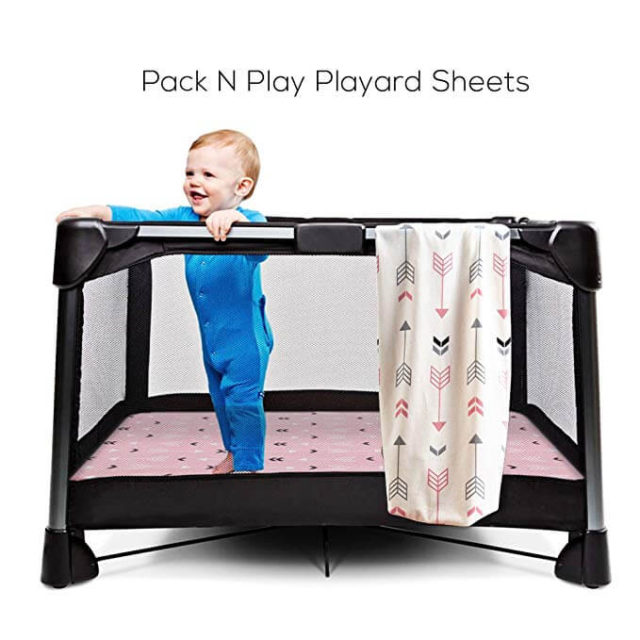 Best Crib Sheets for Graco Pack n Play