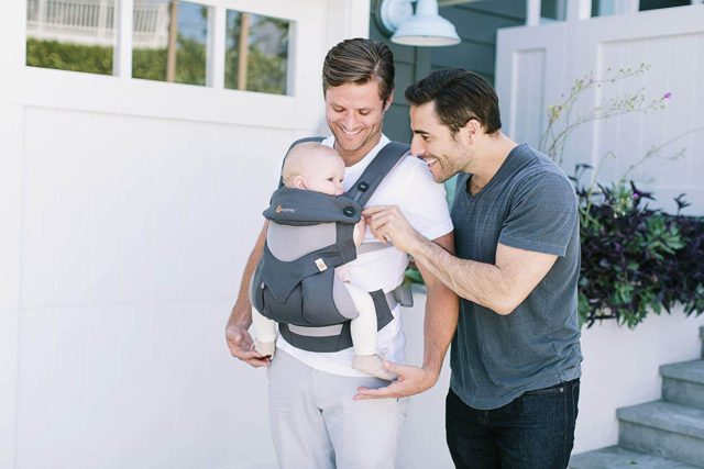 best carrier for your muscle baby