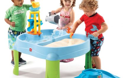 Water Table for Kids – Learning Is Fun Under the Sun
