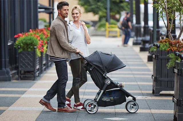 Britax B Agile VS City Mini