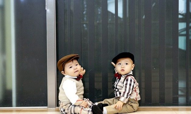 Do Twins Learn to Walk Later?